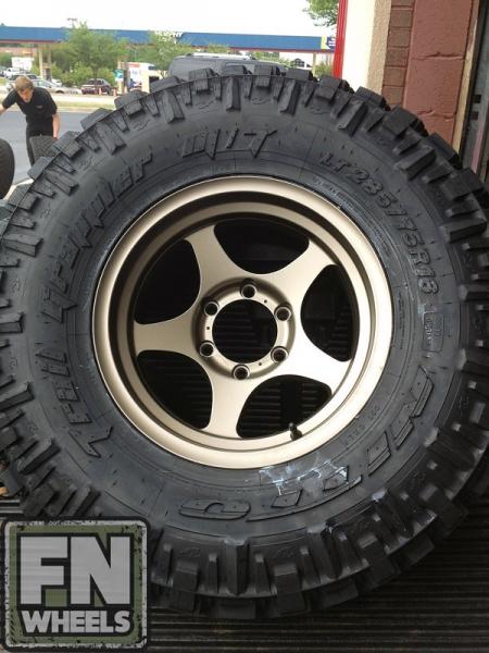 Fn Wheels Fn Wheels Five Star