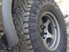 FN Wheels Five Star w/ Tire Mounted