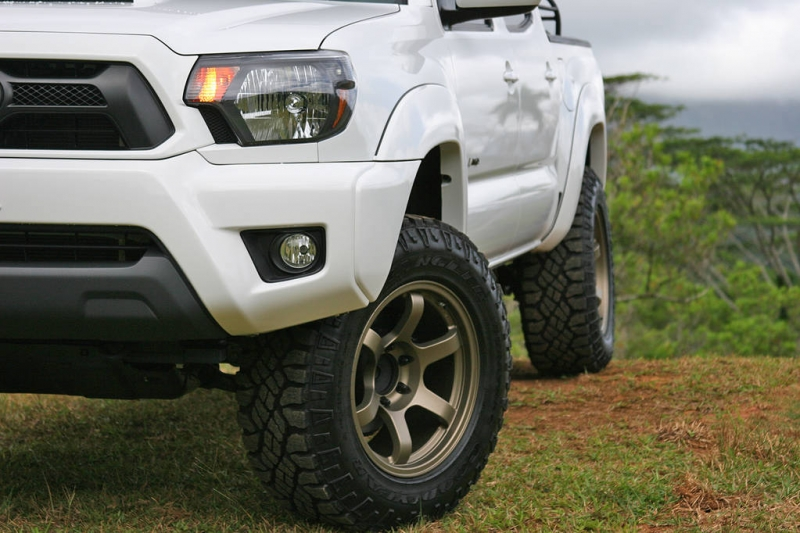 Toyota Tacoma Center Cap Simply speaking, aside from the stunning aesthetics, each FN Wheels ...