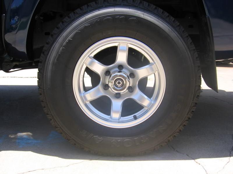 Tacoma Off Road >> FN Wheels – Konig Countersteer Offroad