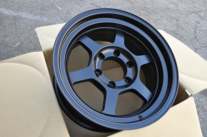 Fn Wheels Konig Countersteer Type X